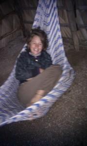 hammock w MC