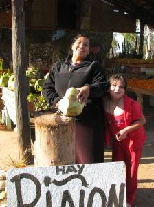 Juanita & Demarcia (something like that!)