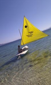 MW sails