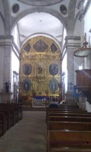 prayerful parishioner