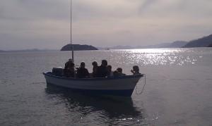 Al's boat