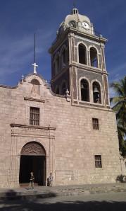 Cabeza y madre de las Missiones de Baja y Alta California