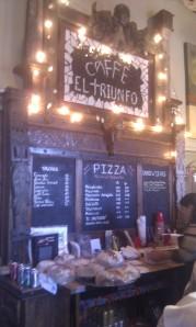 Caffe El Triunfo