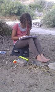 MC sketching