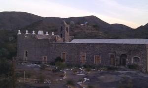 Mision de Santa Barbara de Mulege