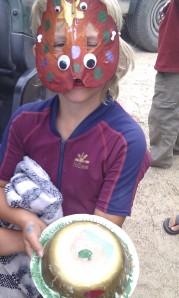 Laars under that mask