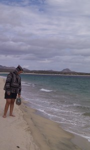 Danaka in the wind