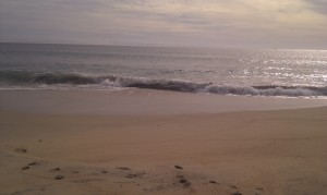 nice big waves