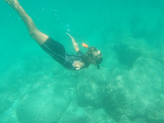 Toveli diving