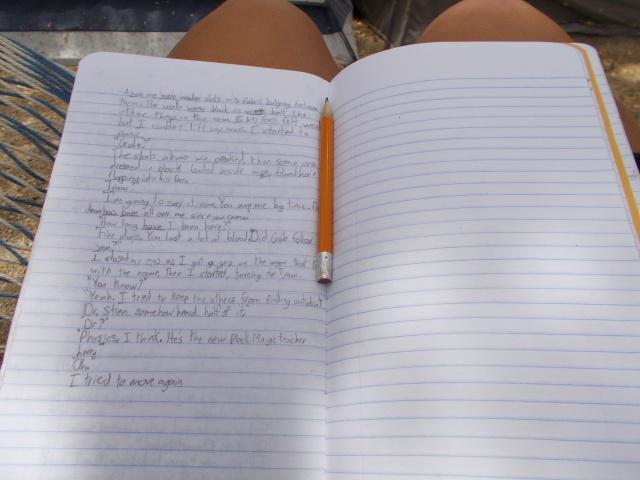 Danaka's writing