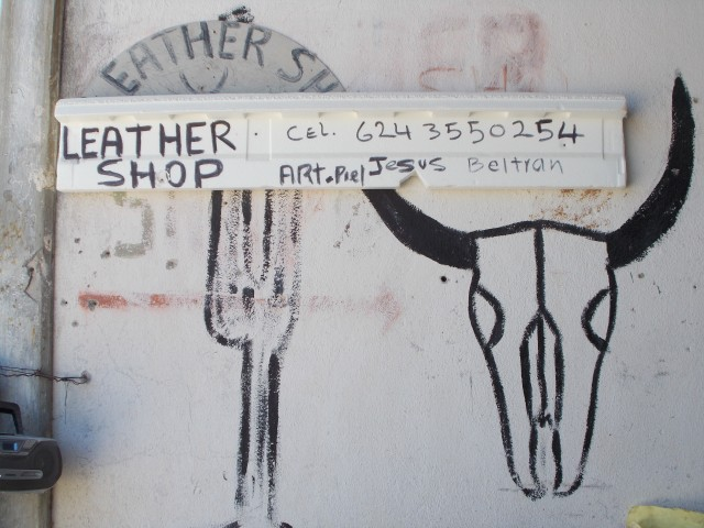leather shop info