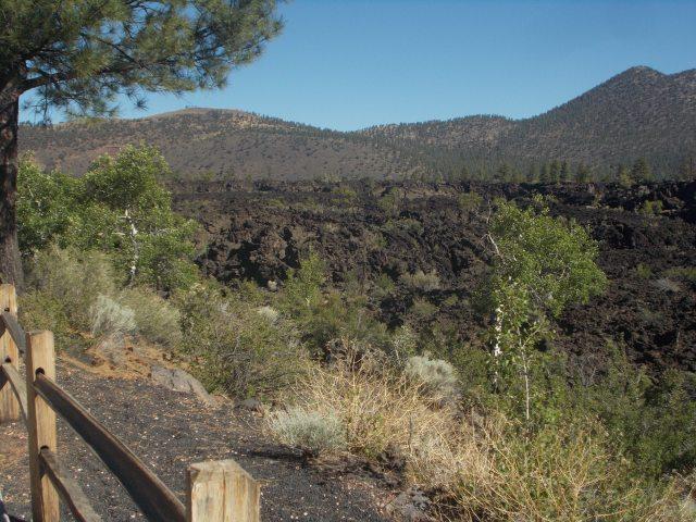 Bonito lava flow