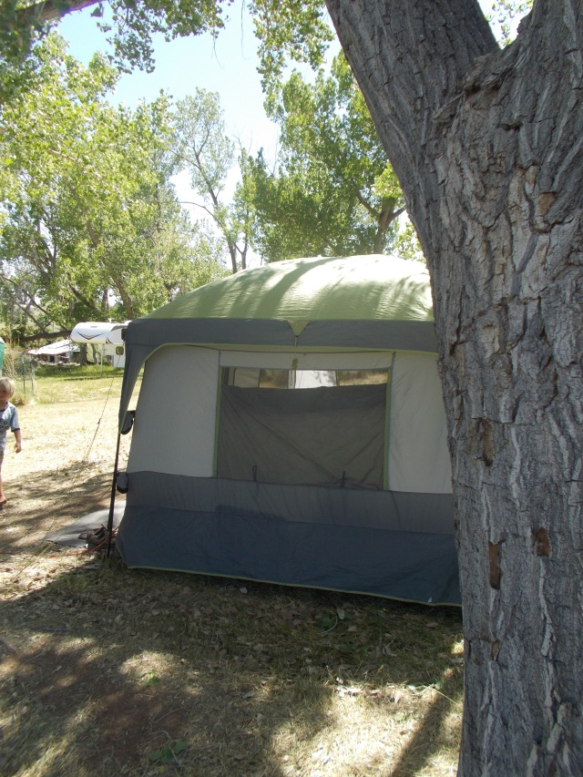 tenting at Smith's