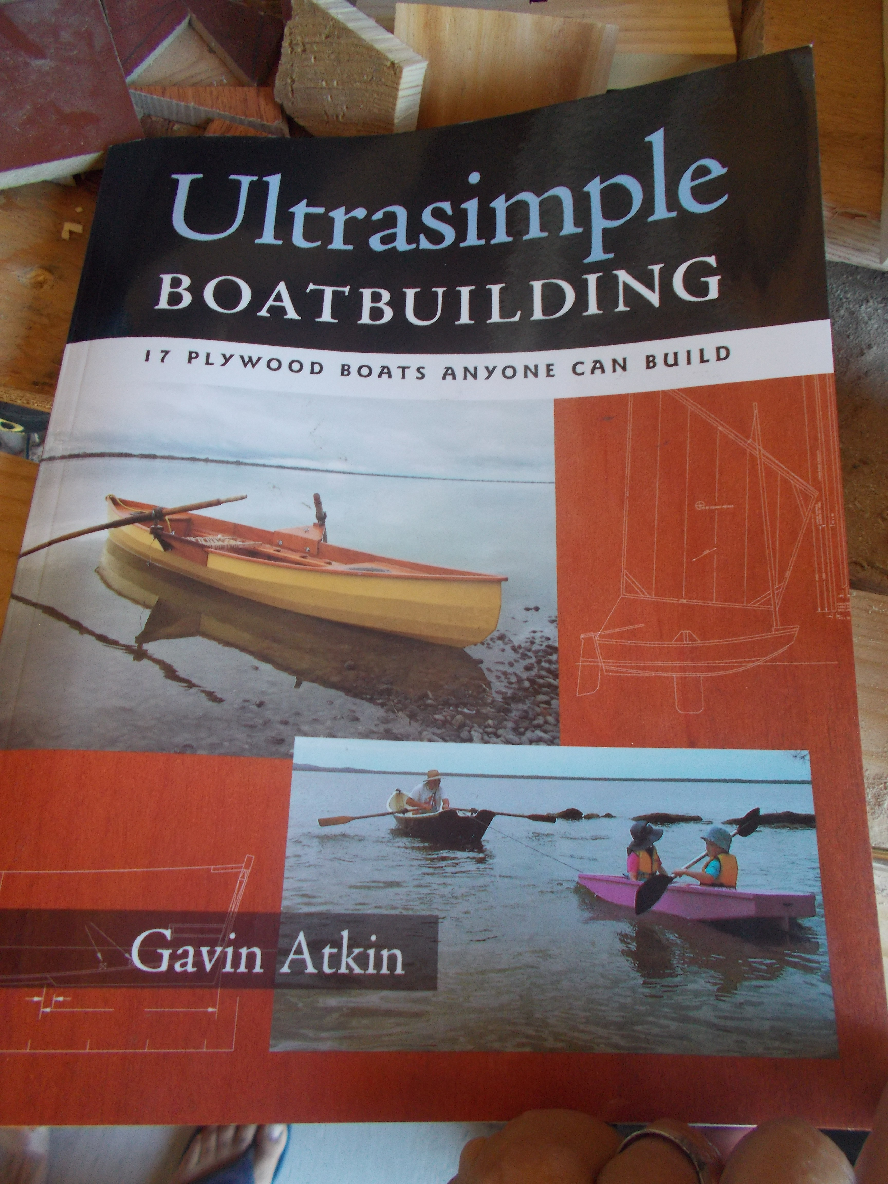 House Woodworking And Gardening Family Wooden Model Boat Building Books