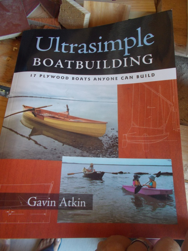 Ultrasimple Boatbuilding book