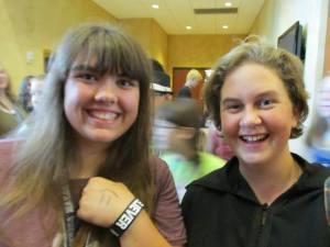 Jacie & I @ OYAN summer camp 2013