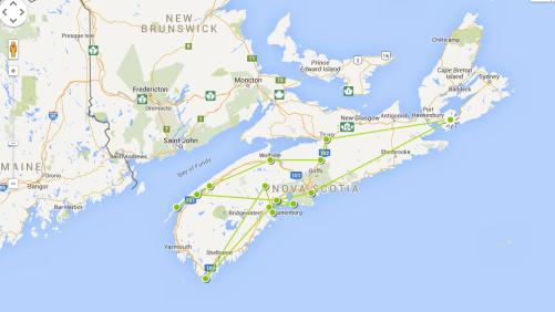 2008 Nova Scotia