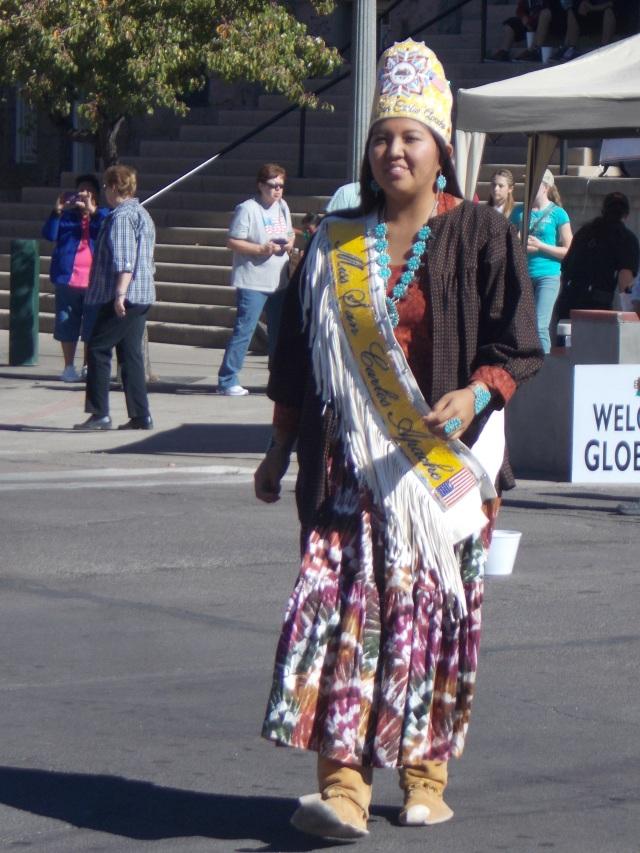 Miss San Carlos Apache