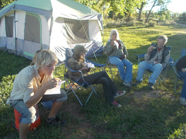 Mitchell, Maret, Ann & Tim