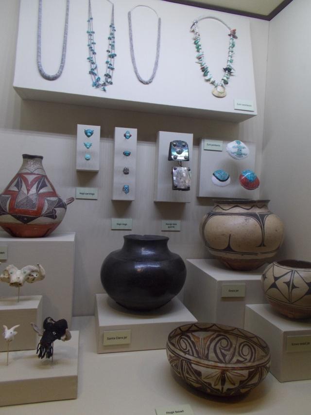 Pottery & jewelry