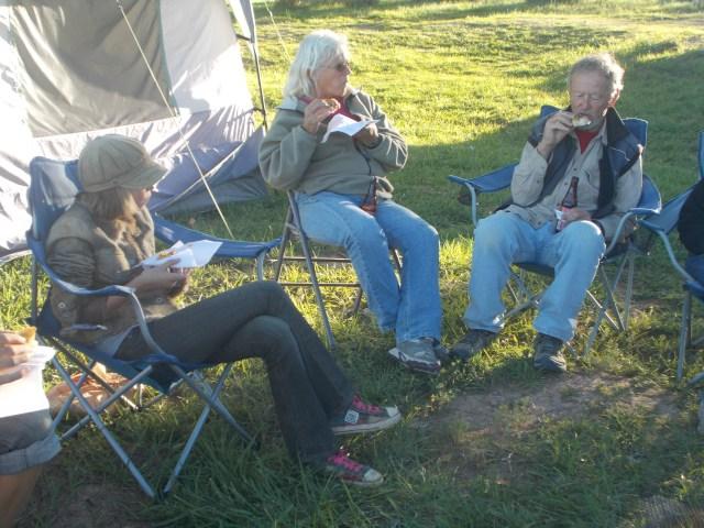 Maret, Ann & Tim