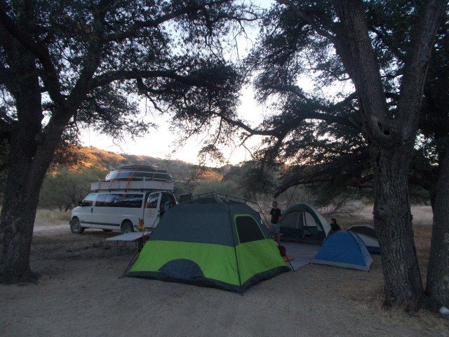 near Sycamore Wash (Nogales, AZ)