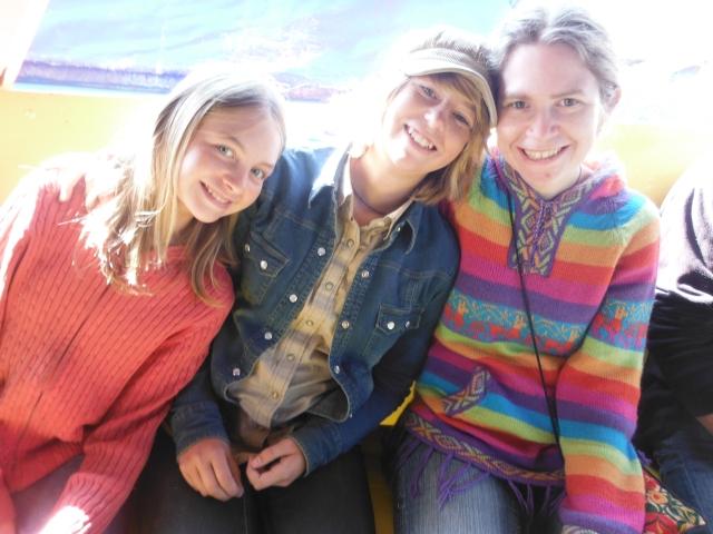 3 Musketeering Sisters