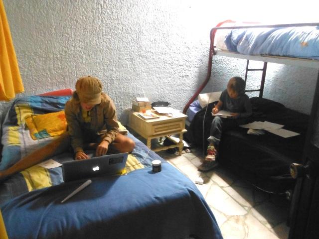 Kids bedroom with beloved bunks