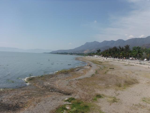 west on lake