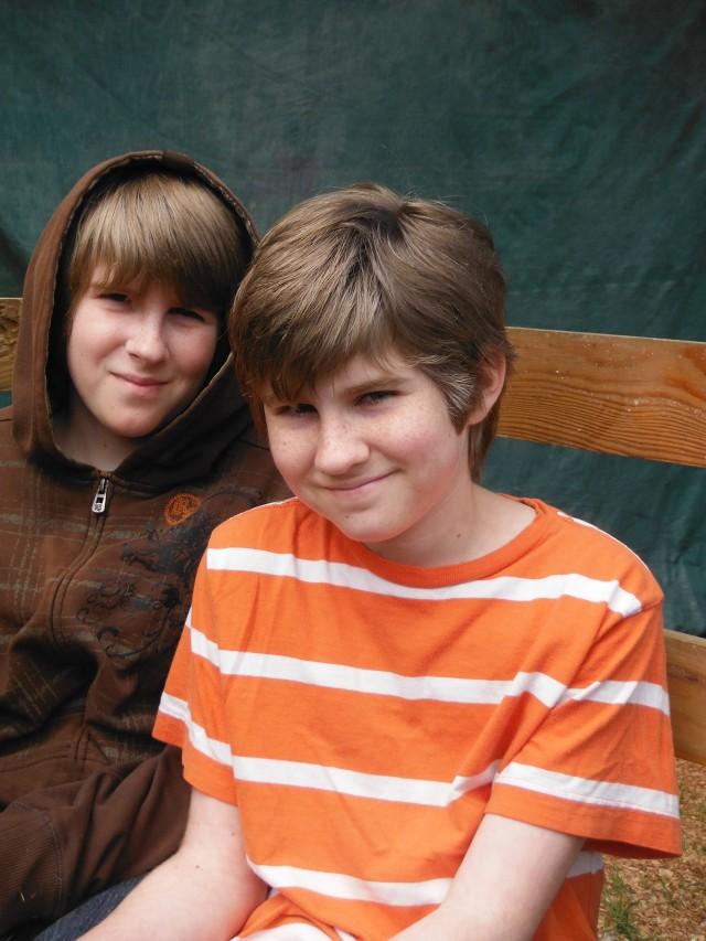 Kyle & Cory