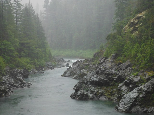 The Smith River, South Fork