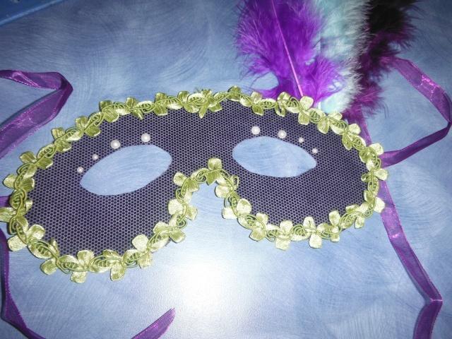 Toveli's mask