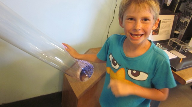 Creating static electricity
