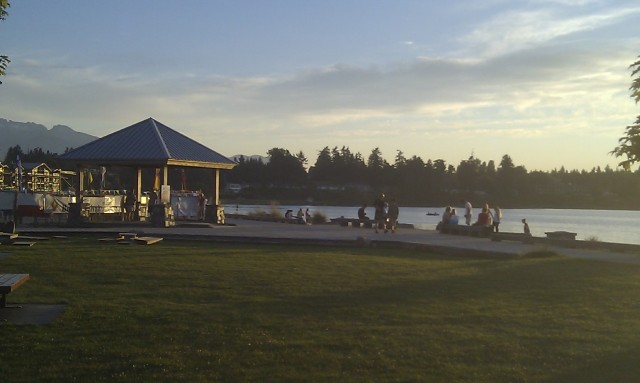 The Promenade at Parksville Beach