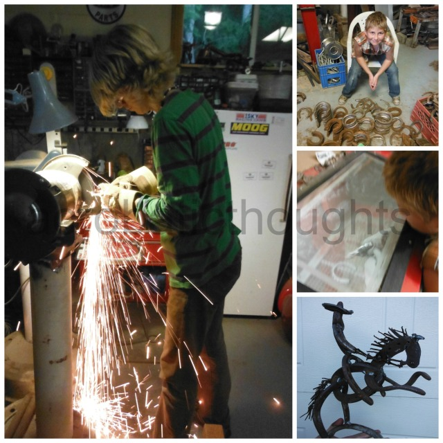 Collage welding
