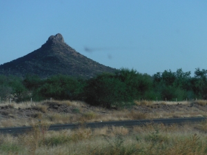 Drive thru Sonora State