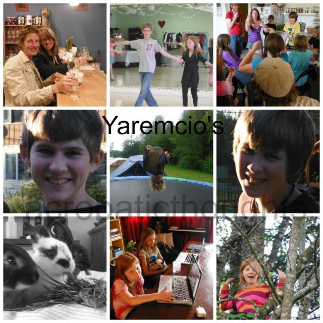 Collage Yaremcio's