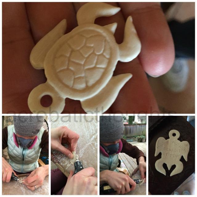 Collage Elk jawbone turtle
