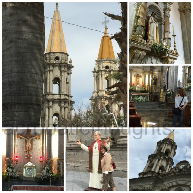 Collage Iglesia