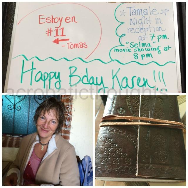 Collage Karen