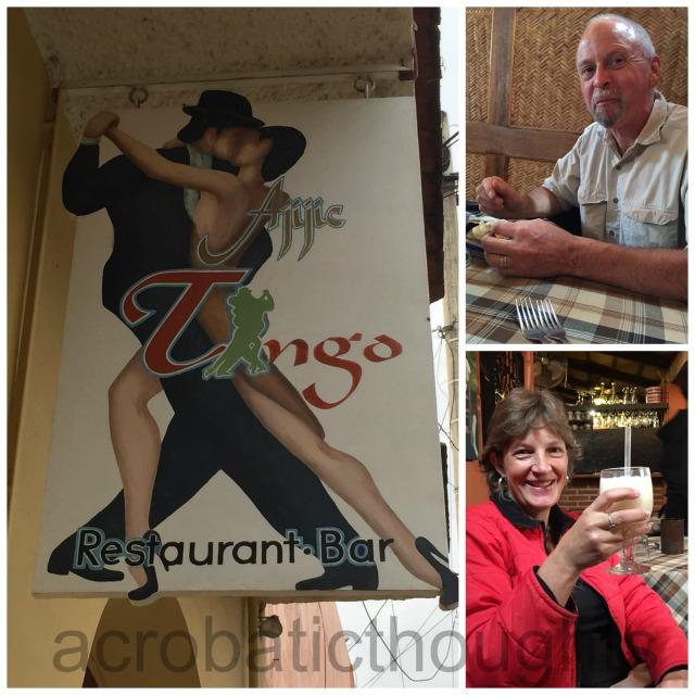 Collage Tango