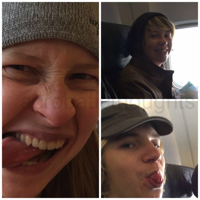 Collage tongue
