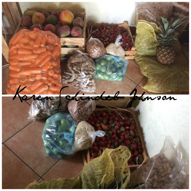 Collage Produce