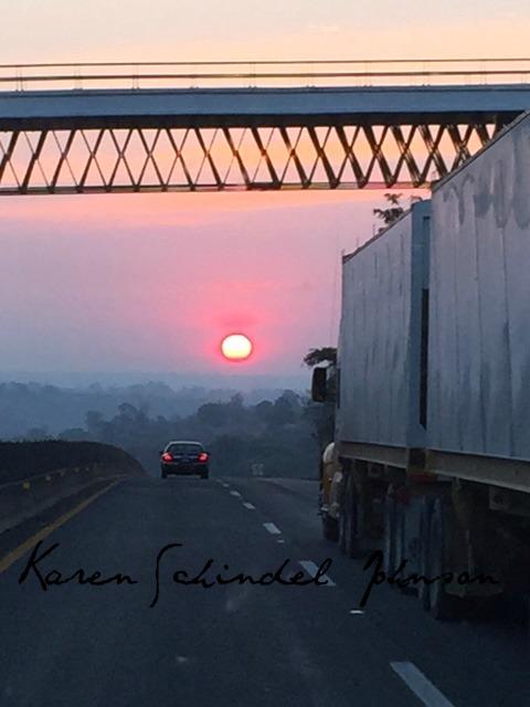 sunrise trucking